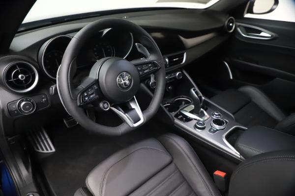 New 2021 Alfa Romeo Giulia Ti Sport Q4 for sale $52,100 at Bentley Greenwich in Greenwich CT 06830 13