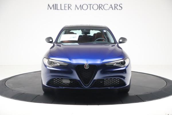 New 2021 Alfa Romeo Giulia Ti Q4 for sale $51,100 at Bentley Greenwich in Greenwich CT 06830 12