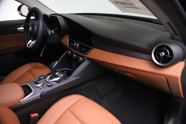 New 2021 Alfa Romeo Giulia Ti Q4 for sale $51,100 at Bentley Greenwich in Greenwich CT 06830 22