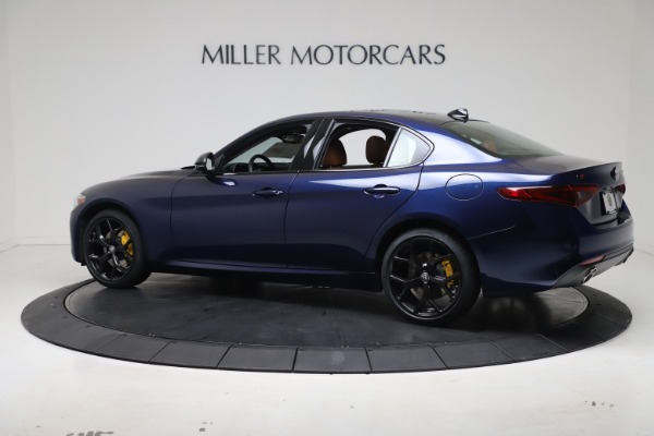 New 2021 Alfa Romeo Giulia Ti Q4 for sale $51,100 at Bentley Greenwich in Greenwich CT 06830 4