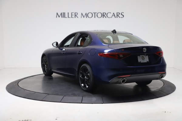 New 2021 Alfa Romeo Giulia Ti Q4 for sale $51,100 at Bentley Greenwich in Greenwich CT 06830 5