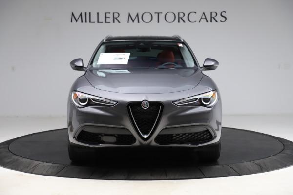 New 2021 Alfa Romeo Stelvio Q4 for sale $48,050 at Bentley Greenwich in Greenwich CT 06830 12