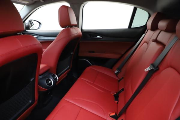 New 2021 Alfa Romeo Stelvio Q4 for sale $48,050 at Bentley Greenwich in Greenwich CT 06830 19