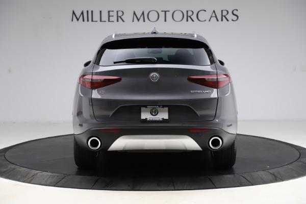 New 2021 Alfa Romeo Stelvio Q4 for sale $48,050 at Bentley Greenwich in Greenwich CT 06830 6