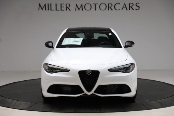New 2021 Alfa Romeo Giulia Ti Sport for sale $52,940 at Bentley Greenwich in Greenwich CT 06830 12