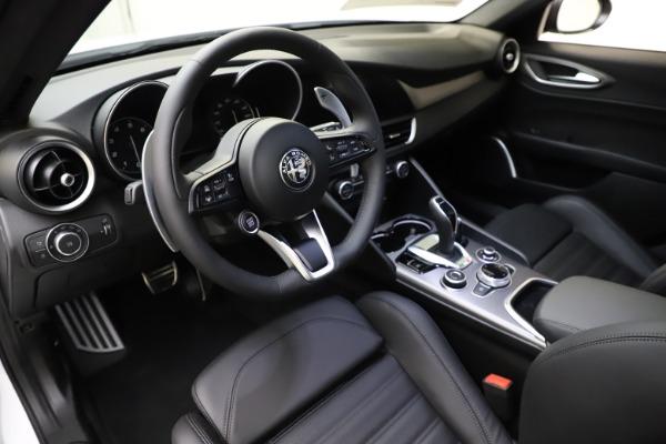 New 2021 Alfa Romeo Giulia Ti Sport for sale $52,940 at Bentley Greenwich in Greenwich CT 06830 13