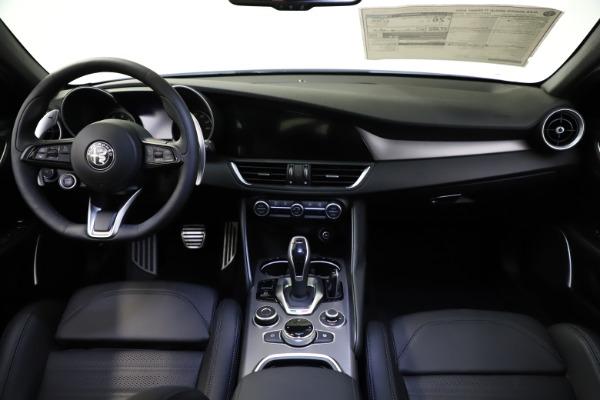 New 2021 Alfa Romeo Giulia Ti Sport for sale $52,940 at Bentley Greenwich in Greenwich CT 06830 16