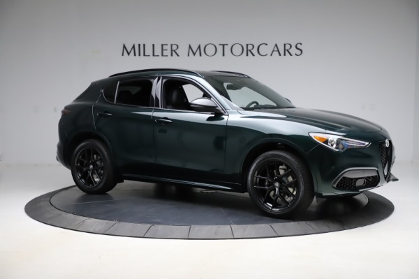 New 2021 Alfa Romeo Stelvio Ti Sport Q4 for sale $56,450 at Bentley Greenwich in Greenwich CT 06830 10