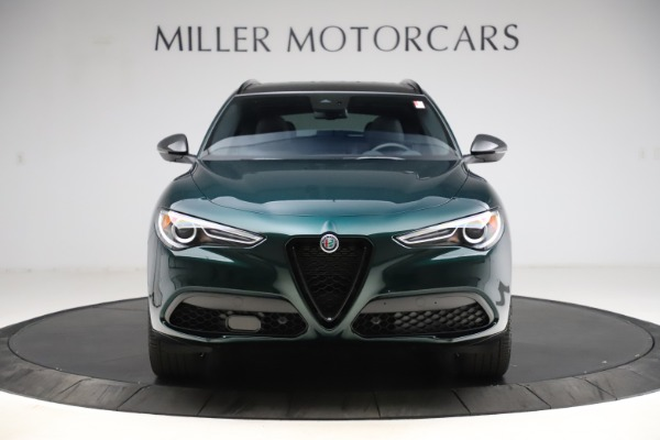 New 2021 Alfa Romeo Stelvio Ti Sport Q4 for sale $56,450 at Bentley Greenwich in Greenwich CT 06830 12