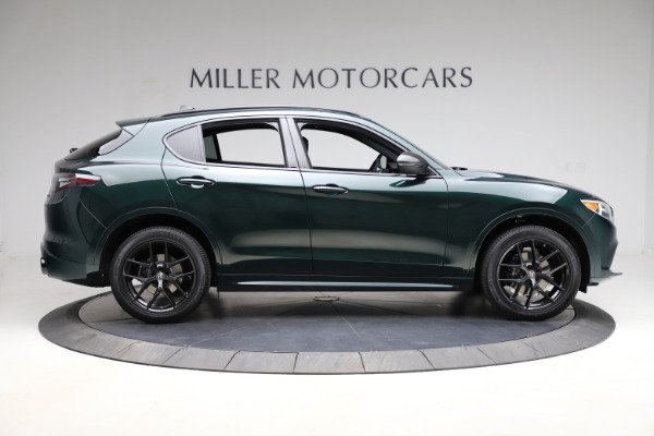 New 2021 Alfa Romeo Stelvio Ti Sport Q4 for sale $56,450 at Bentley Greenwich in Greenwich CT 06830 9