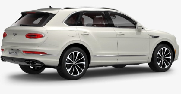 New 2021 Bentley Bentayga Hybrid for sale Call for price at Bentley Greenwich in Greenwich CT 06830 3