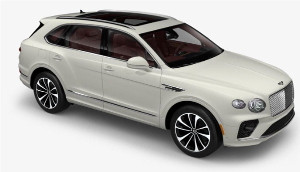 New 2021 Bentley Bentayga Hybrid for sale Call for price at Bentley Greenwich in Greenwich CT 06830 5