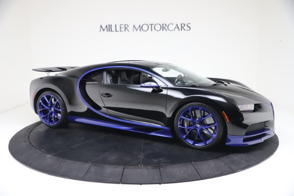 Used 2018 Bugatti Chiron for sale Call for price at Bentley Greenwich in Greenwich CT 06830 10