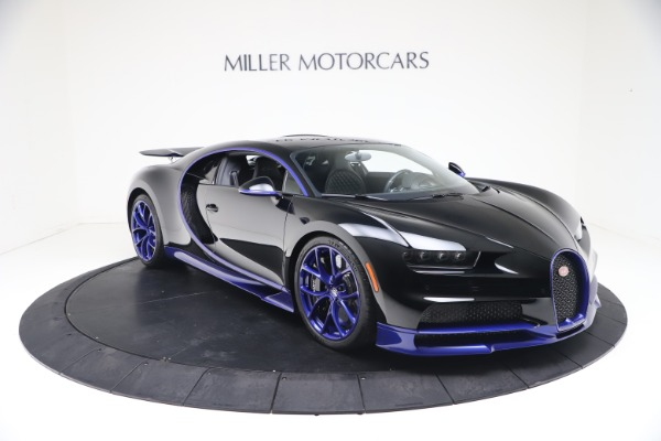 Used 2018 Bugatti Chiron for sale Call for price at Bentley Greenwich in Greenwich CT 06830 11