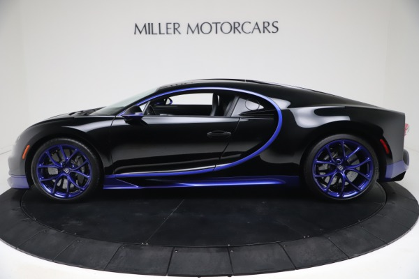 Used 2018 Bugatti Chiron for sale Call for price at Bentley Greenwich in Greenwich CT 06830 12