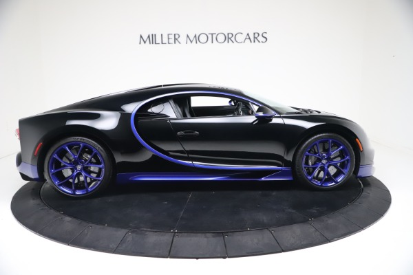 Used 2018 Bugatti Chiron for sale Call for price at Bentley Greenwich in Greenwich CT 06830 13