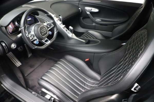 Used 2018 Bugatti Chiron for sale Call for price at Bentley Greenwich in Greenwich CT 06830 15