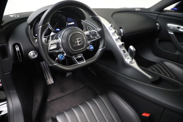 Used 2018 Bugatti Chiron for sale Call for price at Bentley Greenwich in Greenwich CT 06830 16