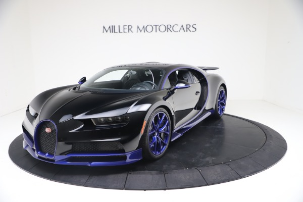 Used 2018 Bugatti Chiron for sale Call for price at Bentley Greenwich in Greenwich CT 06830 2