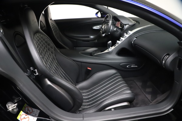 Used 2018 Bugatti Chiron for sale Call for price at Bentley Greenwich in Greenwich CT 06830 20