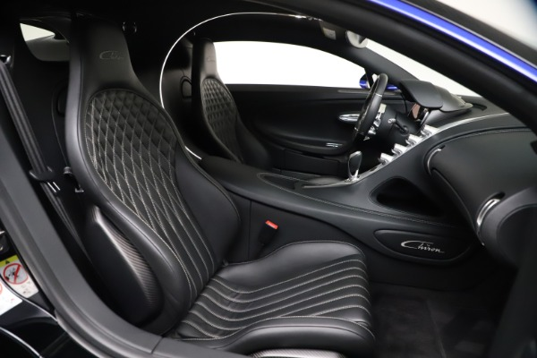 Used 2018 Bugatti Chiron for sale Call for price at Bentley Greenwich in Greenwich CT 06830 21