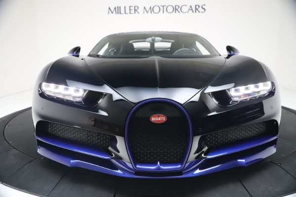 Used 2018 Bugatti Chiron for sale Call for price at Bentley Greenwich in Greenwich CT 06830 23