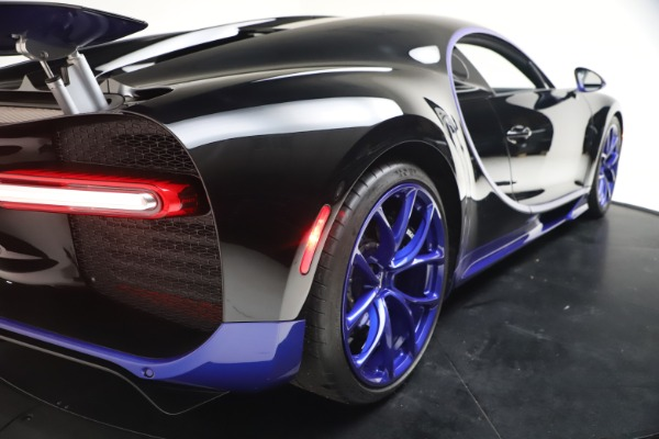 Used 2018 Bugatti Chiron for sale Call for price at Bentley Greenwich in Greenwich CT 06830 24