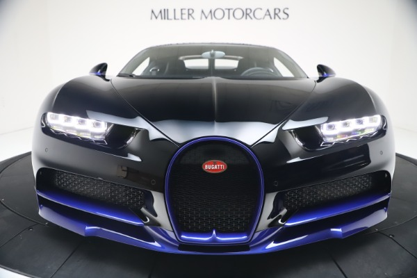 Used 2018 Bugatti Chiron for sale Call for price at Bentley Greenwich in Greenwich CT 06830 25