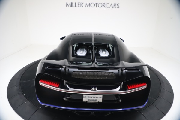 Used 2018 Bugatti Chiron for sale Call for price at Bentley Greenwich in Greenwich CT 06830 26