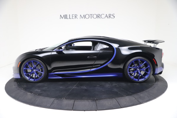 Used 2018 Bugatti Chiron for sale Call for price at Bentley Greenwich in Greenwich CT 06830 3