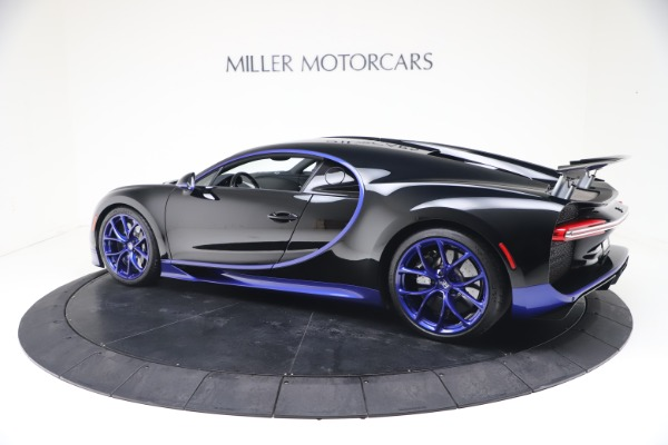 Used 2018 Bugatti Chiron for sale Call for price at Bentley Greenwich in Greenwich CT 06830 4