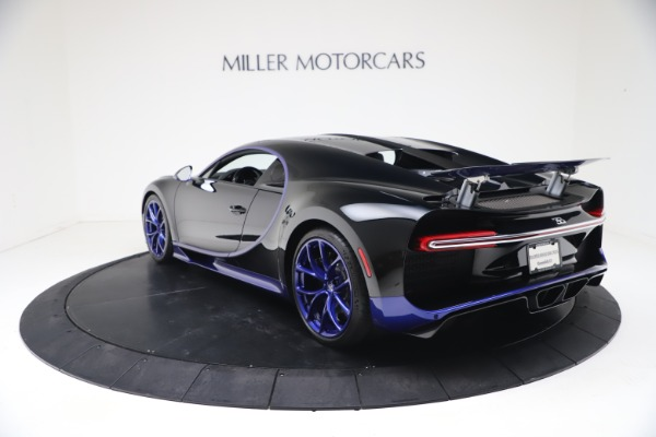 Used 2018 Bugatti Chiron for sale Call for price at Bentley Greenwich in Greenwich CT 06830 5