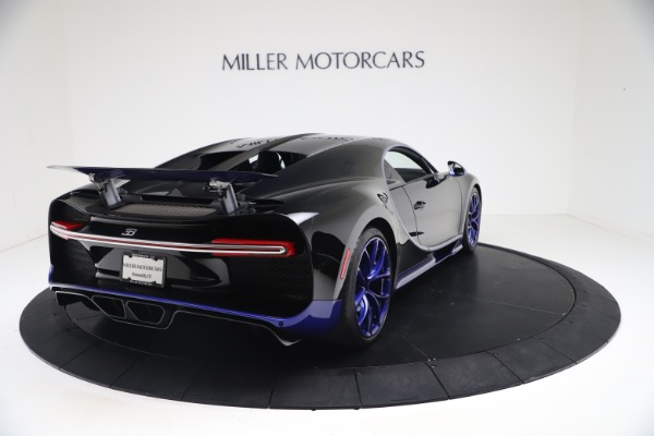 Used 2018 Bugatti Chiron for sale Call for price at Bentley Greenwich in Greenwich CT 06830 7