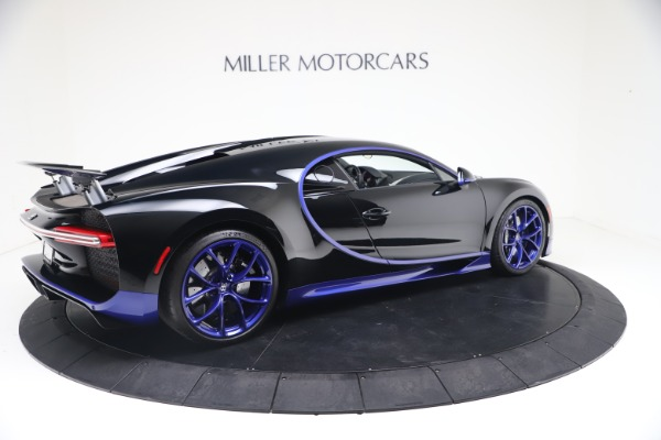 Used 2018 Bugatti Chiron for sale Call for price at Bentley Greenwich in Greenwich CT 06830 8