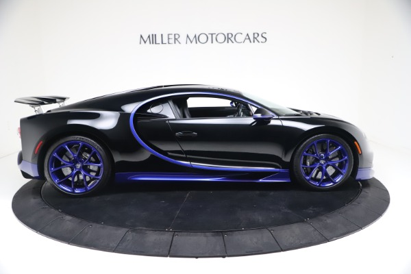Used 2018 Bugatti Chiron for sale Call for price at Bentley Greenwich in Greenwich CT 06830 9