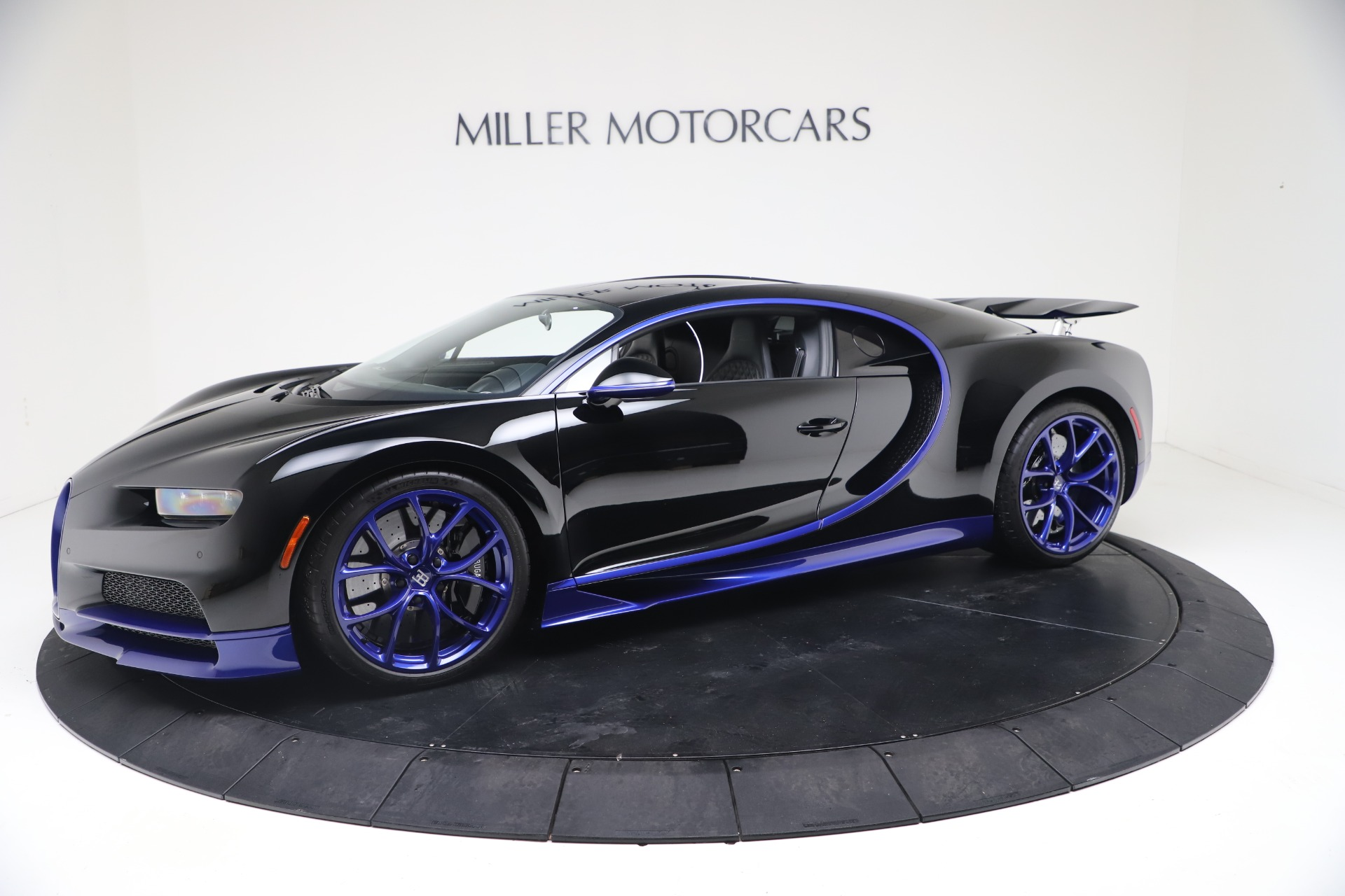 Used 2018 Bugatti Chiron for sale Call for price at Bentley Greenwich in Greenwich CT 06830 1