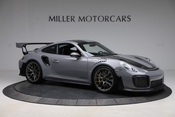 Used 2019 Porsche 911 GT2 RS for sale Call for price at Bentley Greenwich in Greenwich CT 06830 10