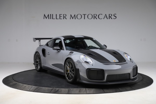 Used 2019 Porsche 911 GT2 RS for sale Call for price at Bentley Greenwich in Greenwich CT 06830 11