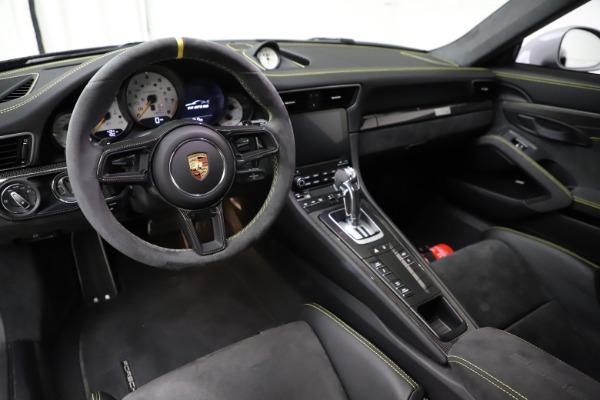 Used 2019 Porsche 911 GT2 RS for sale Call for price at Bentley Greenwich in Greenwich CT 06830 13