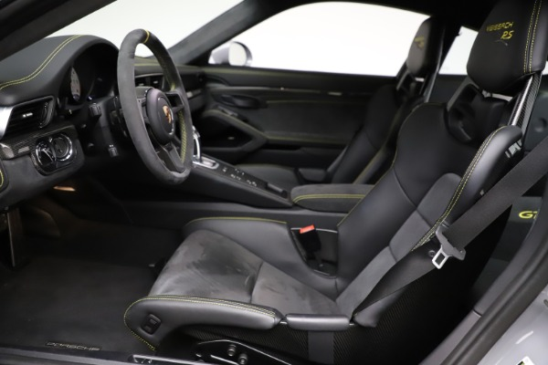 Used 2019 Porsche 911 GT2 RS for sale Call for price at Bentley Greenwich in Greenwich CT 06830 14