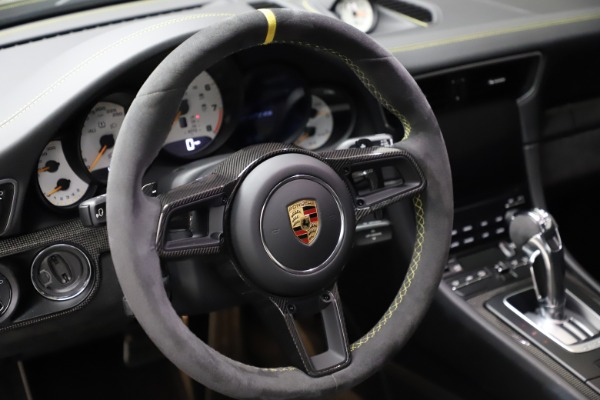 Used 2019 Porsche 911 GT2 RS for sale Call for price at Bentley Greenwich in Greenwich CT 06830 17