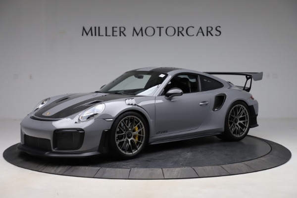 Used 2019 Porsche 911 GT2 RS for sale Call for price at Bentley Greenwich in Greenwich CT 06830 2