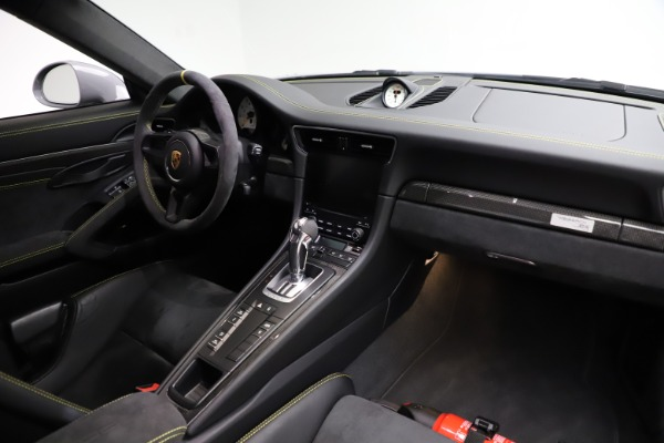 Used 2019 Porsche 911 GT2 RS for sale Call for price at Bentley Greenwich in Greenwich CT 06830 21