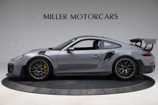 Used 2019 Porsche 911 GT2 RS for sale Call for price at Bentley Greenwich in Greenwich CT 06830 3