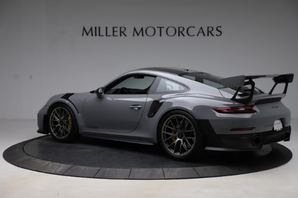Used 2019 Porsche 911 GT2 RS for sale Call for price at Bentley Greenwich in Greenwich CT 06830 4