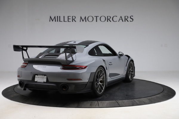 Used 2019 Porsche 911 GT2 RS for sale Call for price at Bentley Greenwich in Greenwich CT 06830 7