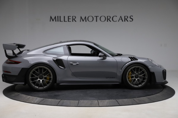 Used 2019 Porsche 911 GT2 RS for sale Call for price at Bentley Greenwich in Greenwich CT 06830 9