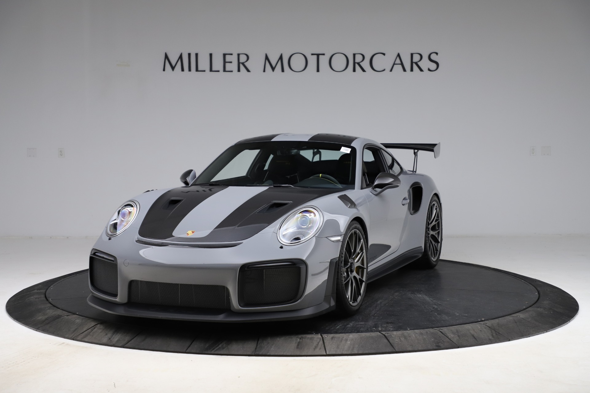 Used 2019 Porsche 911 GT2 RS for sale Call for price at Bentley Greenwich in Greenwich CT 06830 1