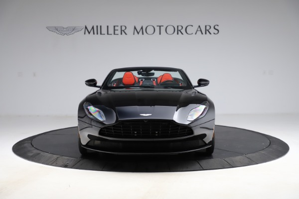 Used 2019 Aston Martin DB11 Volante Volante for sale $204,900 at Bentley Greenwich in Greenwich CT 06830 11
