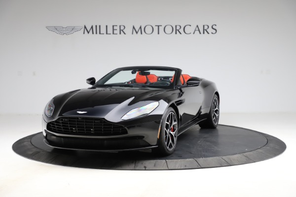 Used 2019 Aston Martin DB11 Volante Volante for sale $204,900 at Bentley Greenwich in Greenwich CT 06830 12